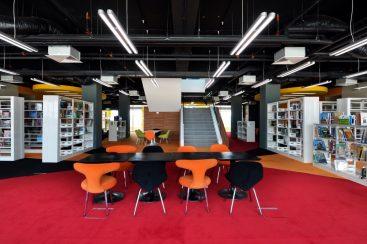 2 Stories School Library